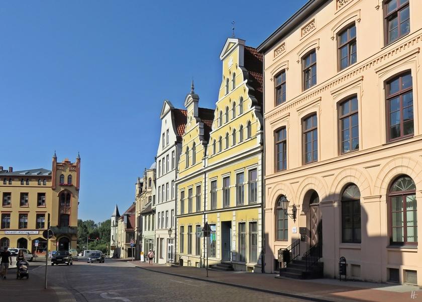Wismar (6) – Ein Haus Am Schilde